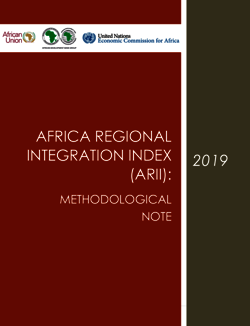 African Regional Integration Index (ARII): Methodological Note 2019